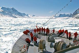 Hajónapló 69. nap: Antarktisz - Fűre lépni tilos!