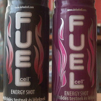 Fuel Cell Energy Shot