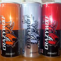 Crazy Wolf Cola