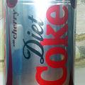 Diet Coke with cherry