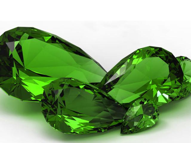Drágakőbe zárt dzsungel - A smaragd