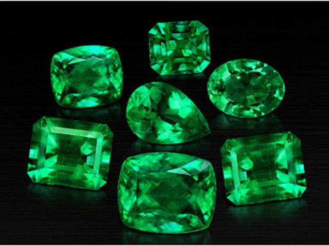 A smaragd II. rész - utánzatok, hamisítványok