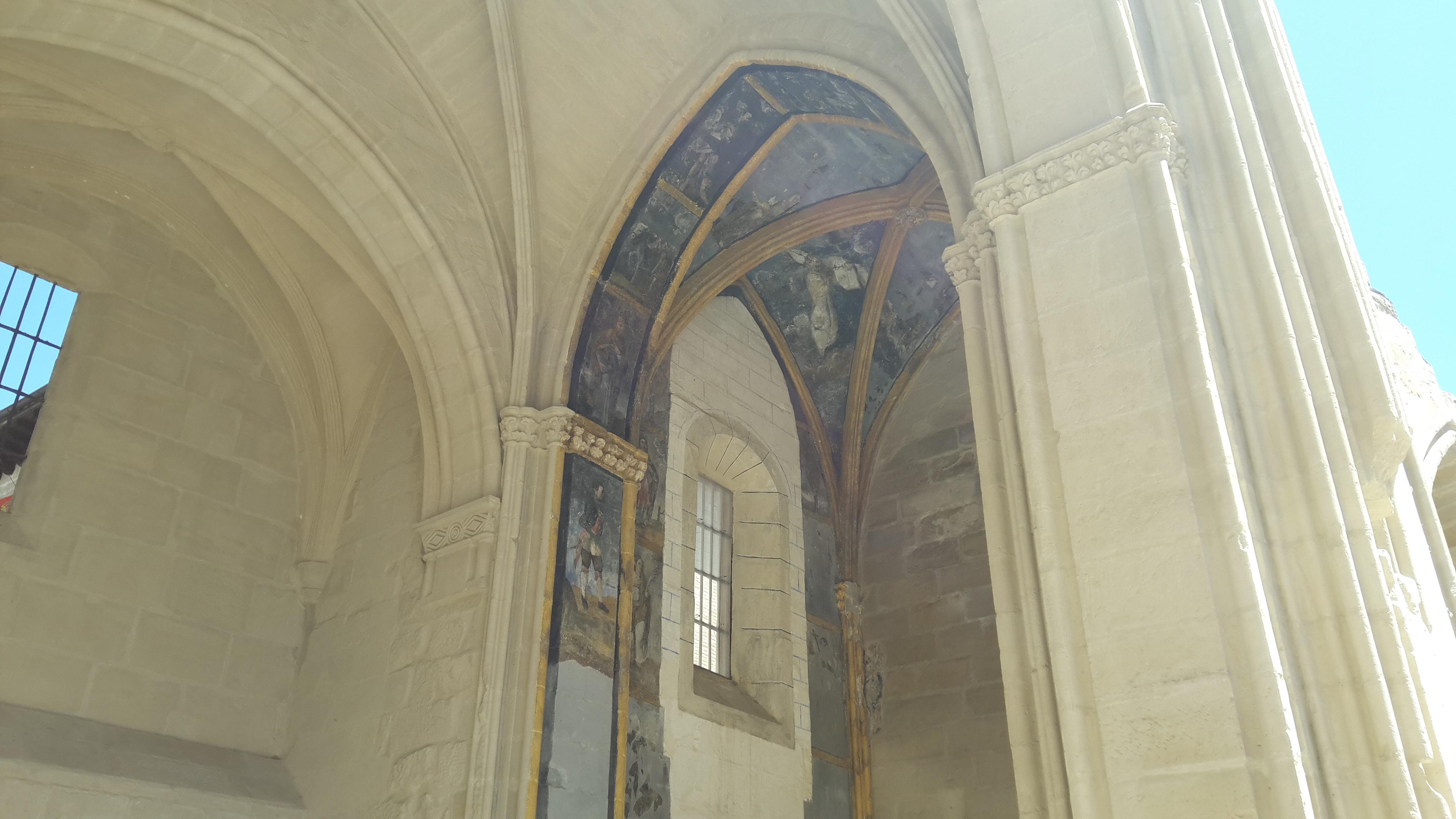 Viana la iglesia de San Pedro