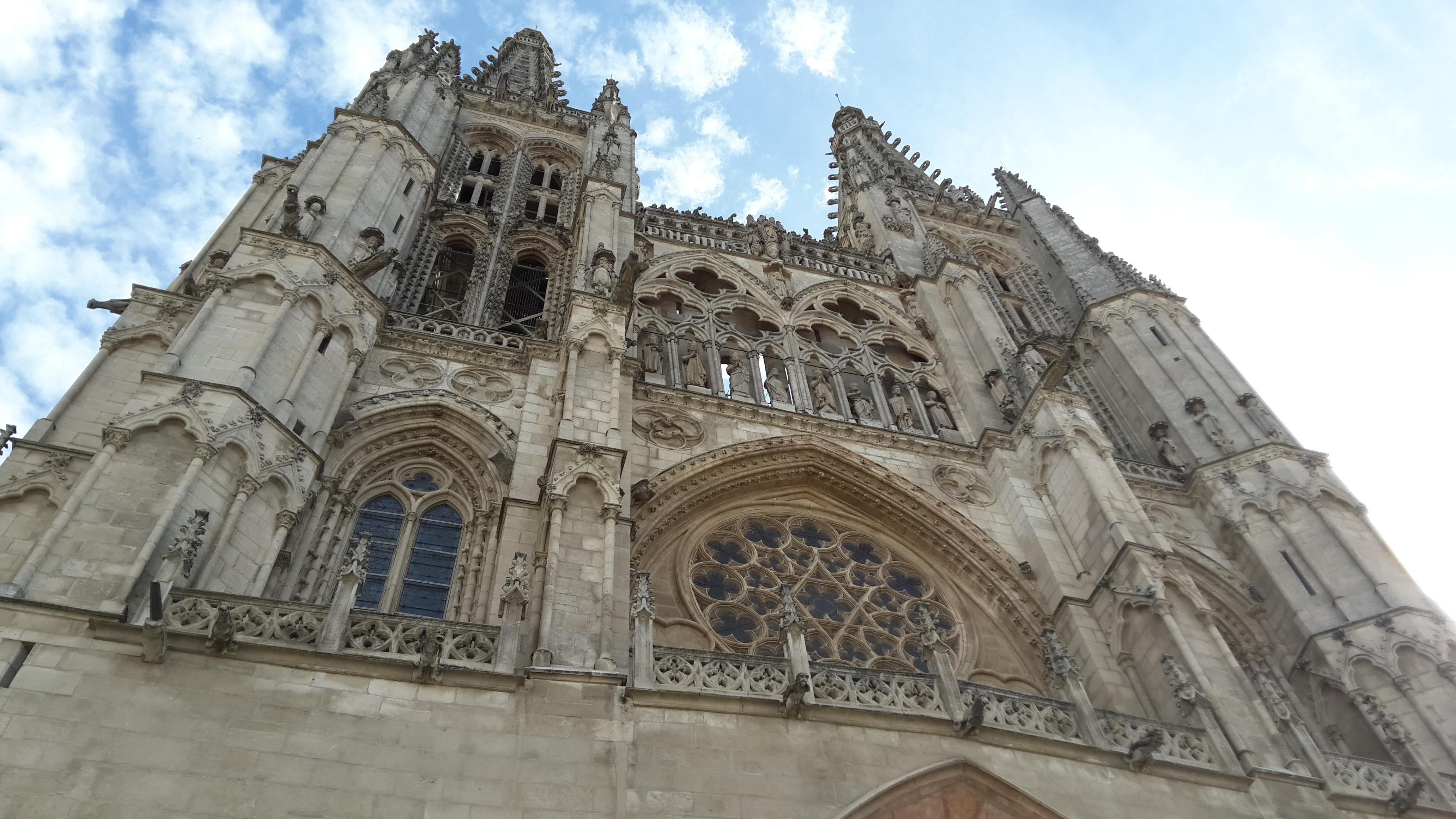 Burgos Szűz Mária kapunál