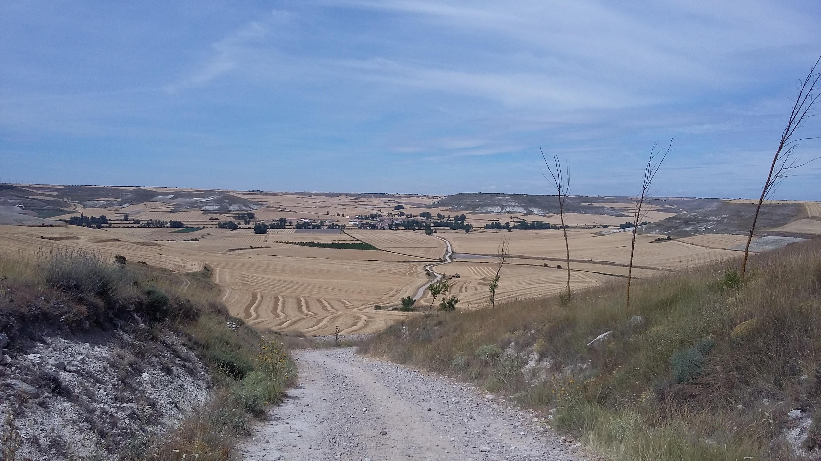 Hornillos del Camino felé
