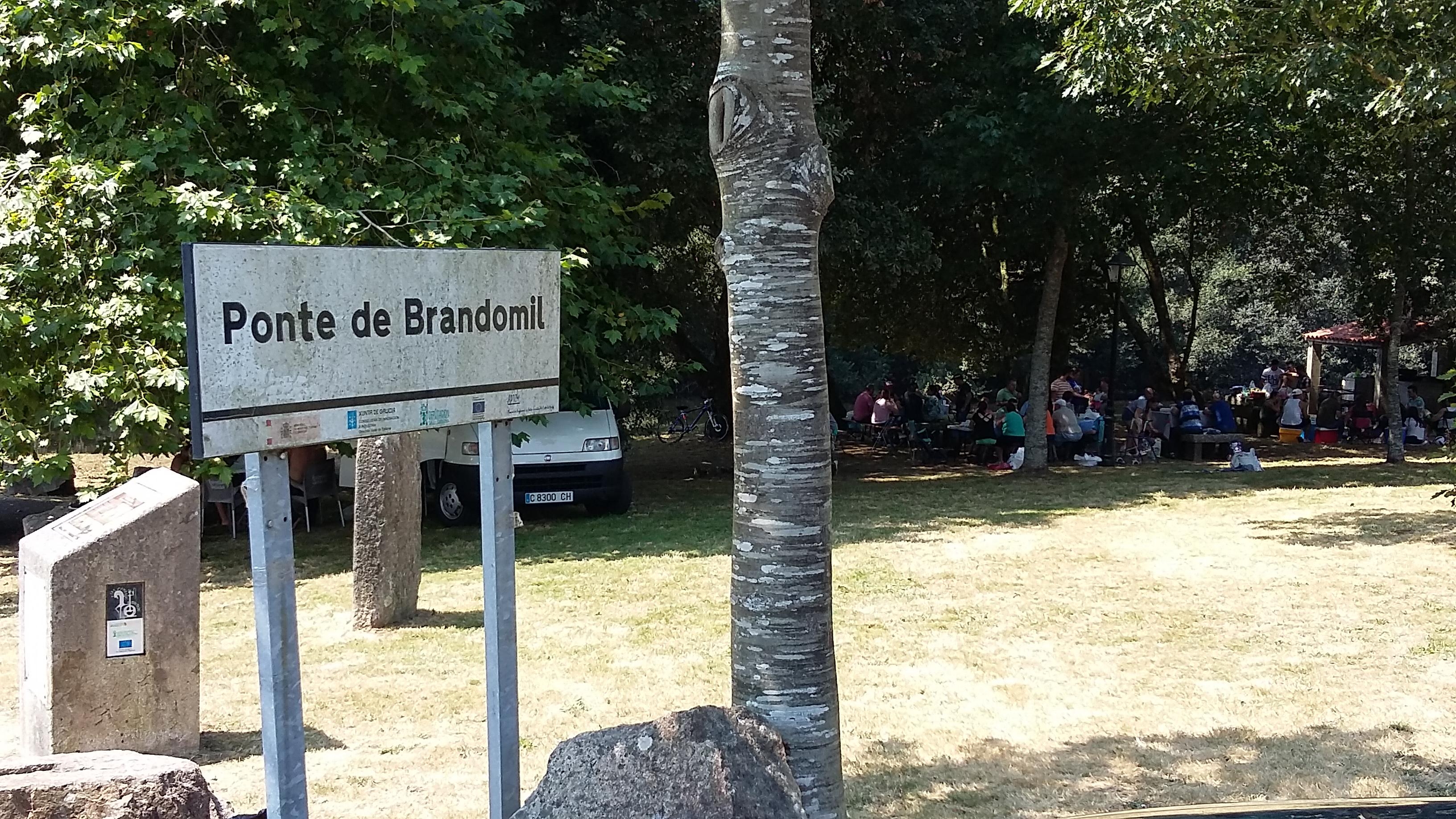Ponte del Brandomil