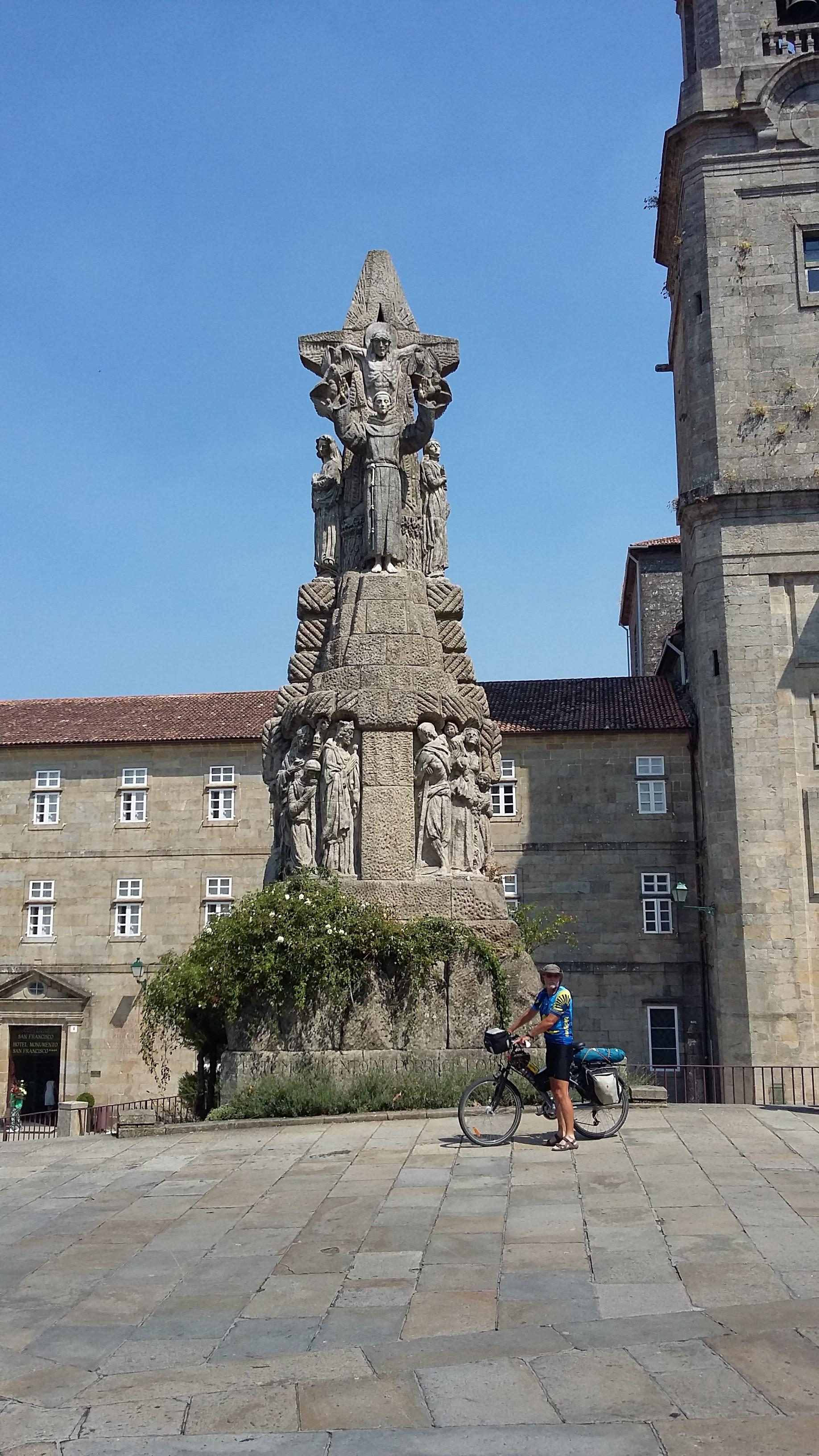Santiago de Compostela Monasterio San Francisco