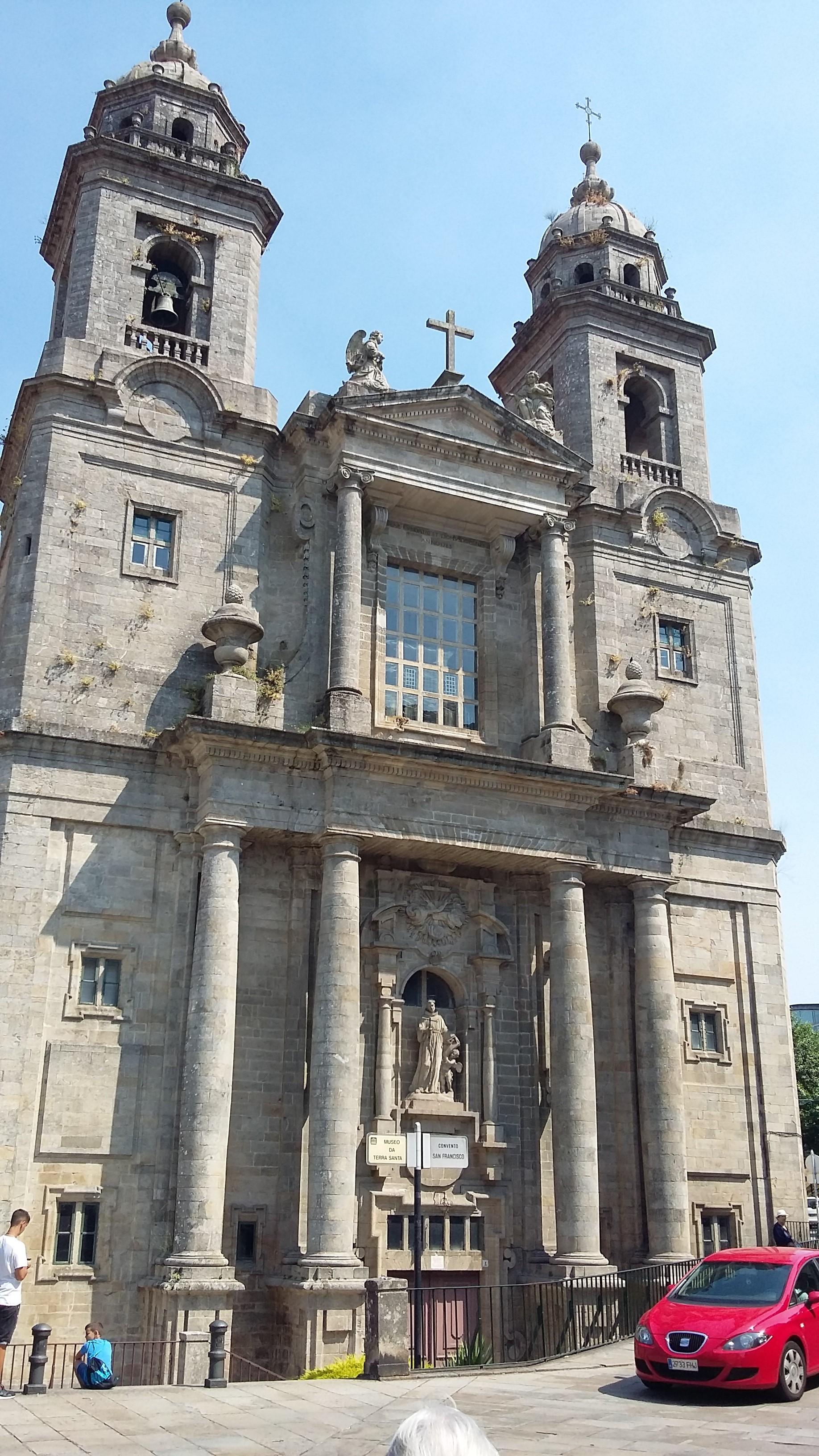Santiago de Compostela Convento San Francisco