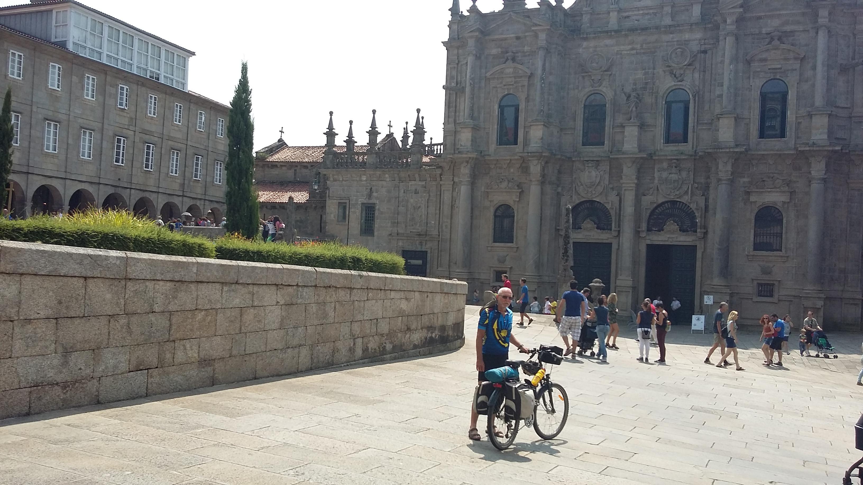 Santiago de Compostela Plaza de Azabachería