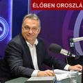 Elegem van: Orbán Oroszlánban