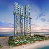 Újabb csodahotel épül Dubaiban