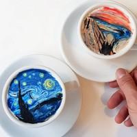 Amikor a kávé igazi művészet