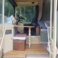 Öreg buszból szuper otthon