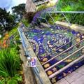 Lenyűgöző lépcsők – művészet a talpunk alatt