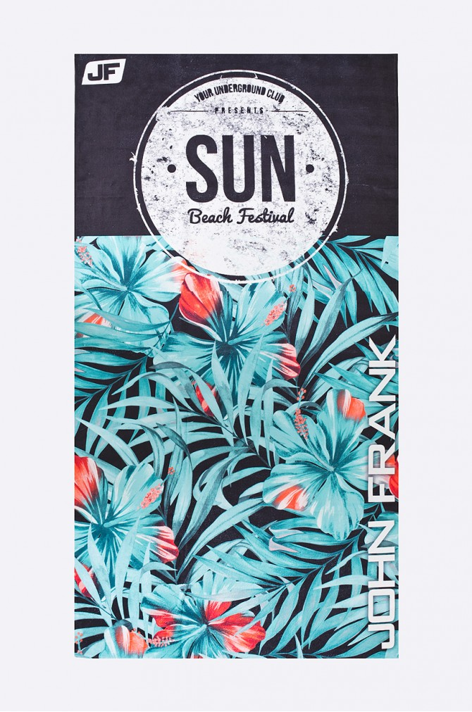 Answear.hu trópusi strandlepedő