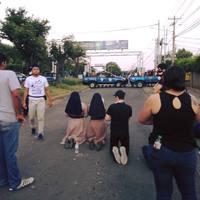 Nicaraguában a püspökök kiállnak a tüntető diákok mellett