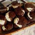 Túró rudi muffin