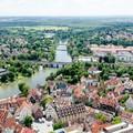 Ulm, ahonnan németek indultak magyar emigrációba