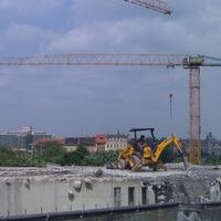 Breaking news: Túlszaladt az építkezés