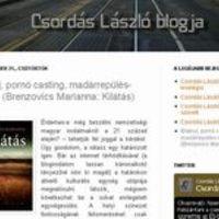 Csordás László blogja