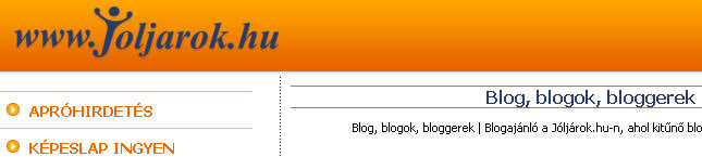 Blogok és bloggerek