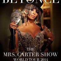 Beyoncé: The Mrs. Carter Show jövőre is folytatódik!