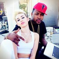 Miley: We Can't Stop klipforgatás