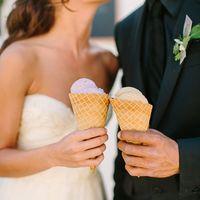 Nyaljuk a fagylaltot az esküvőn is!