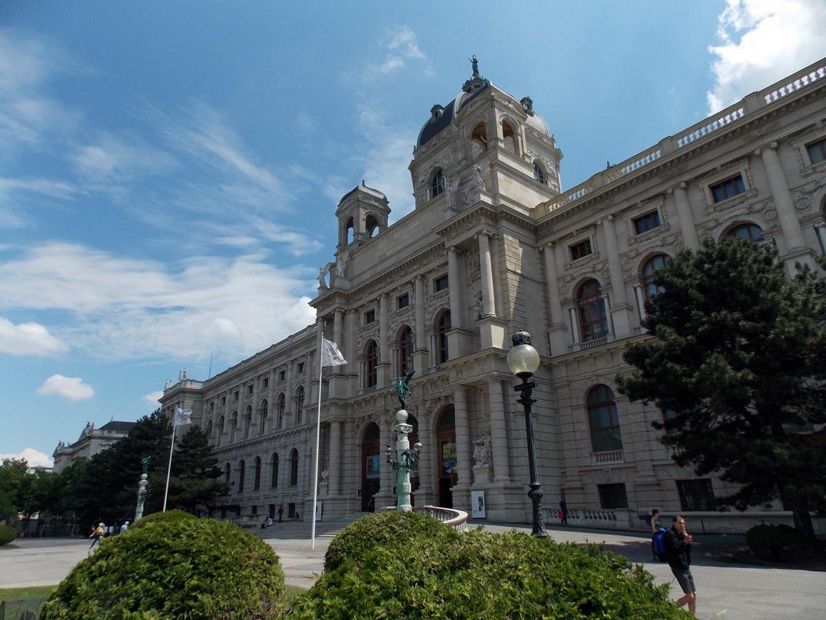 A Kunsthistorisches Musem épülete