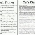 How cats and dogs see the world