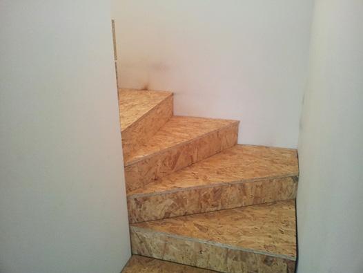 Építkezés XXXVII. - Lépcső építése - első házunk