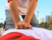 Ismét Hands-Only, ismét Amerika, ismét kampányfilm