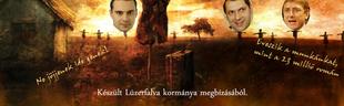 Halóvínparti Lúzerfalván