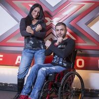 A cseh/szlovák X-Factor másodikjai a magyar X-Faktor castingján