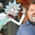 Dan Harmon, a Rick és Morty társalkotója tök jó arc