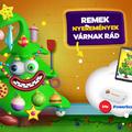 Különleges karácsonyi nyereményjátékot indított a Nickelodeon