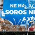 Szentendrén is letépkedi a sorosozós plakátokat az Együtt
