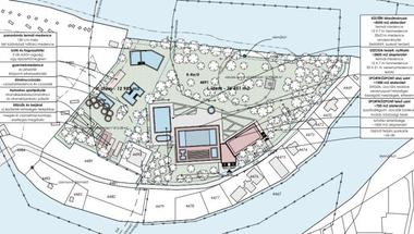 3,8 milliárdból épülhet panorámamedencés vízilabda-akadémia a Pap-szigeten