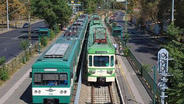 Csak Budapest határáig járhatnak a hévek, ha nem kap pénzt a BKV