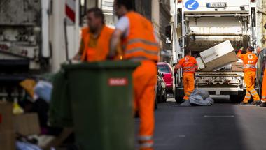 Csak november végéig biztosított a hulladékszállítás Szentendrén