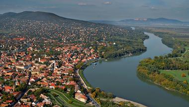 A legjobb tíz magyar város között Szentendre