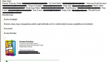 Törölte a Facebook az önkormányzati dolgozó kínos, kiszivárogtatott levelét