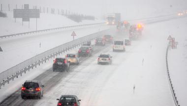 Márciusi tél: jelentős havazás és hófúvás jön szombaton