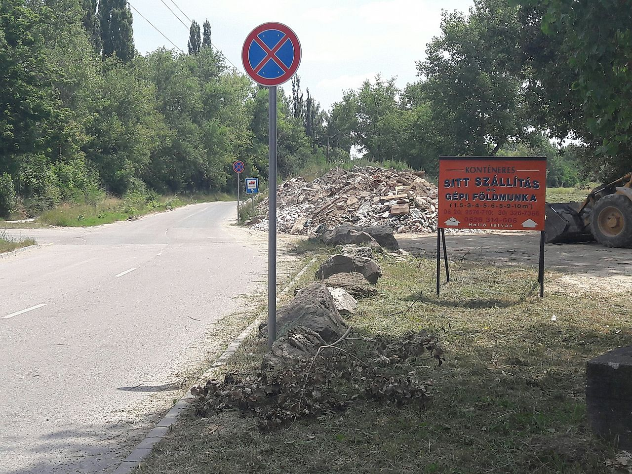 Elege lett az önkormányzatnak Holló István Ipar utcai telephelyéből