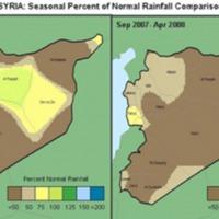 Éghajlatváltozás – a dinamit, ami Szíriában berobbant