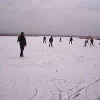 Szabadtéri korcsolyapálya