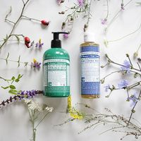 Forever in love with nature and Dr Bronner's!