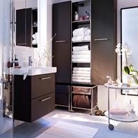 Fürdőszoba és ami belefér