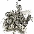 Magyar virtus - Csomor Béla puszta-tízes hajtó