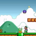 Chuck Norris esete Super Mario-val